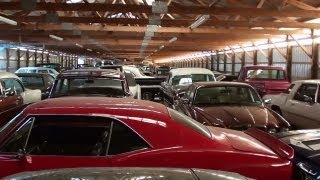 Country Classic Cars Tour - Part Seven - Hot Rod Muscle Car Project Cars Vintage Classics