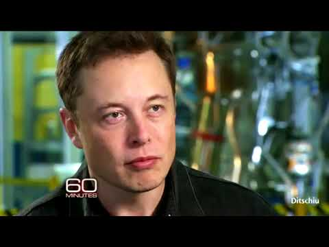 Elon Musk- never give up