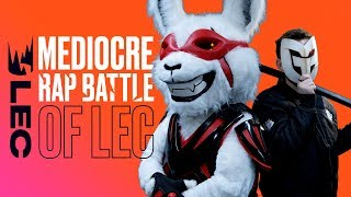 Mediocre Rap Battle of LEC Misfits vs. G2 by League of Legends Esports