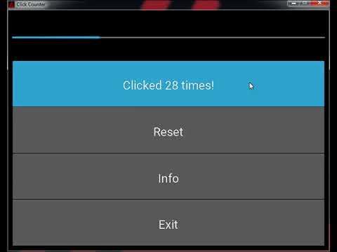 Click Counter 1.0.0.0
