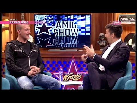 Ami G Show: Veljko o Ceci