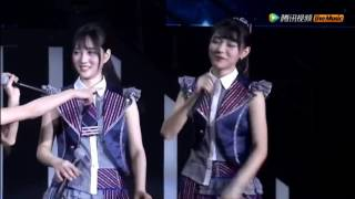 Download Lagu 【戴莫】SNH48 Team SII 150131 2015年度金曲大赏best30演唱会 mc cut Mp3