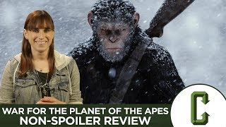 War For The Planet Of The Apes Review - Collider Video by Collider