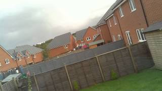 24 Hour - Timelapse from 01-10-2014 - Stoke-on-Trent - Using a Raspberry Pi
