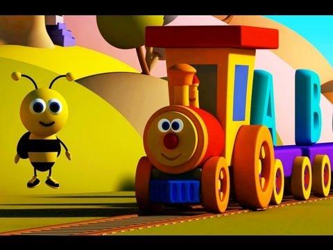 Ben The Train -  Ben and Bumblebee meet the Alphabets