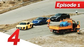 #thepluses4 Episode 1 - Schaden am Porsche 911 Turbo