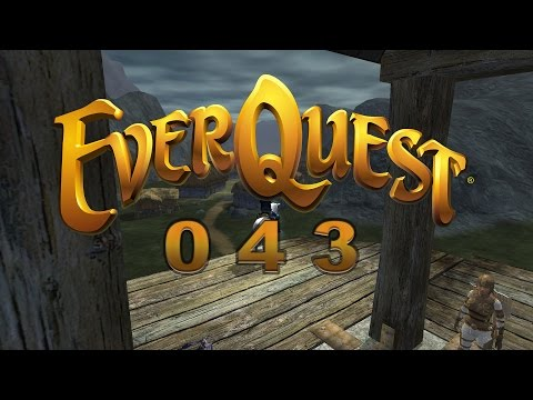 Everquest II #043 – Ein ungewollter Ausflug [Staffel 3] [Guide/Tutorial] – Let's Play Everquest 2