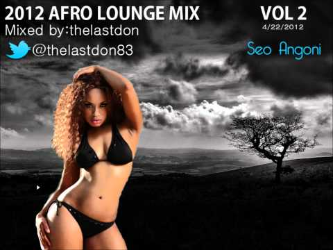 South African Afro House Mix 2012