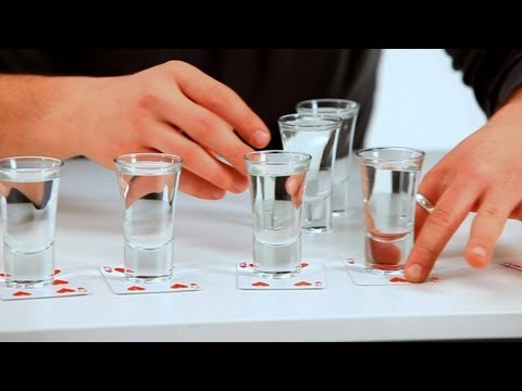 How to Play Russian Roulette w/ Liquor | Drinking Games