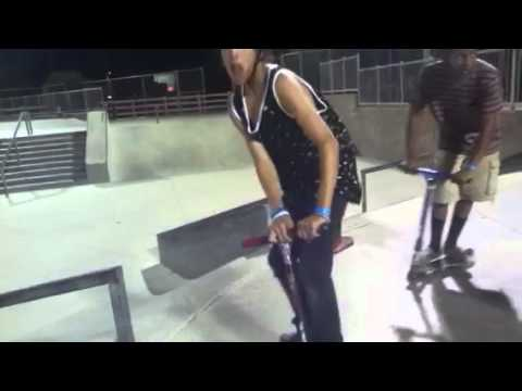 I.E.S.K. At Moreno valley skate park