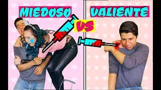 Video VALIENTE VS MIEDOSO | Palomitas Flow !!! MP3, 3GP, MP4, WEBM, AVI, FLV Januari 2018