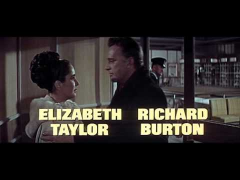 The V.I.P.s (1963) trailer [widescreen] Elizabeth Taylor