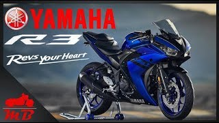 1. 2018 Yamaha R3 Ride Review