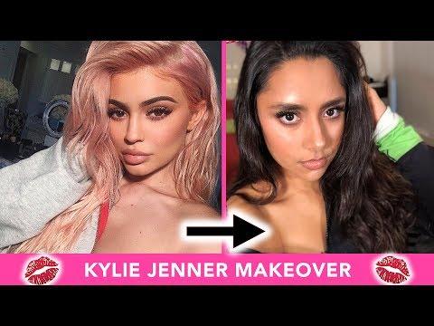I Gave Myself A Kylie Jenner Makeover