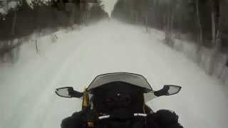 10. 2012 Ski-Doo 4 stroke demo ride