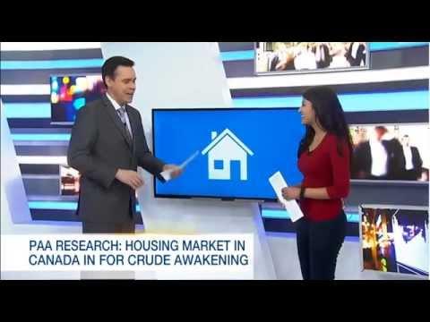 Report: Canada's housing market on razor blade's edge