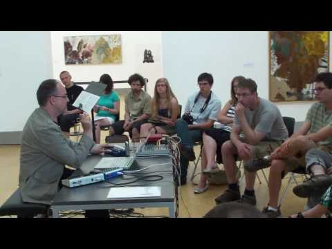 Karlheinz Essl: Lecture on Realtime Composition