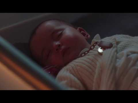 La culla della Ford fa dormire i bambini come fossero in auto