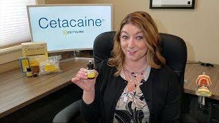 Kara RDH Talks About Cetacaine Topical Anesthetic Liquid