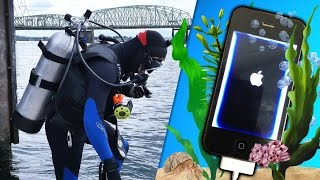 Video iPhone Survives 6 Months In a Lake, Abandoned Apple Store & More Apple News! MP3, 3GP, MP4, WEBM, AVI, FLV Mei 2017