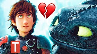 This Is What Happens To Hiccup And Toothless After How To Train Your Dragon 3