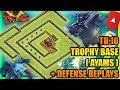 Clash Of Clans - INSANE Town Hall 10 (TH10) Trophy Base 2018 + Defense Replays | ANTI 2 STAR | APRIL