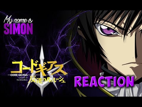 """Code Geass: Lelouch of the Rebellion - Episode 8 - """"The Black Knights"""" - Reaction"""