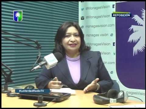 Entrevista a Luis Martínez en La Verdad en Radio Tv