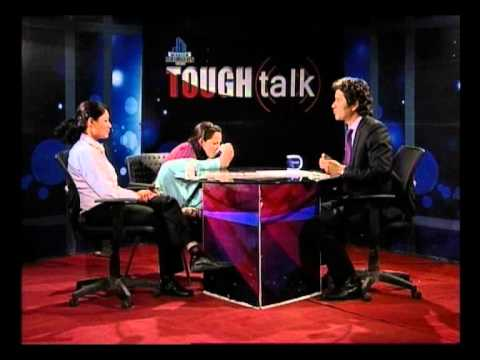 TOUGH talk with Sushila Dhakal and Priya Adhikari