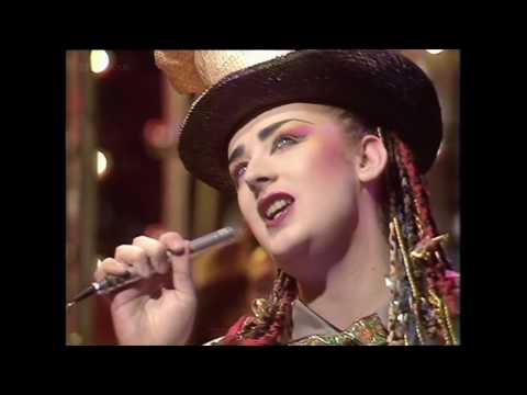 Culture Club - Karma Chameleon (TOTP 1983)