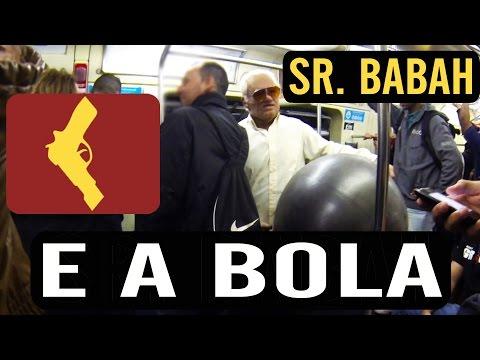 A.$.E. - ENGLISH SUBTITLES || SUBTÍTULOS EN ESPAÑOL || Para que um velho desocupado sai de casa carregando uma bola gigante? Sr. Babah é um velho que cansou de jogar gamão na praça e resolveu...