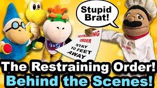 SML Movie: The Restraining Order! (BTS)