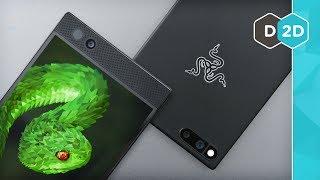 Video Razer Phone - The Ultimate Gaming Phone! MP3, 3GP, MP4, WEBM, AVI, FLV November 2017