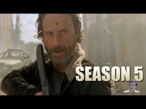review trailer - The Walking Dead Season 5 Trailer Review Alright what's going on guys it's Trev back again here to bring you another video. In this one I will be doing my official review for the walking...