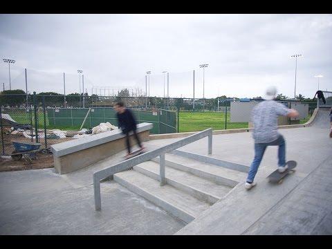 A closer look at Manhattan Beach's new skatepark