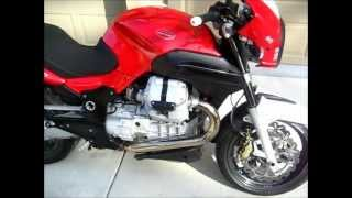 6. For Sale 2008 Moto Guzzi Breva 1200 Sport