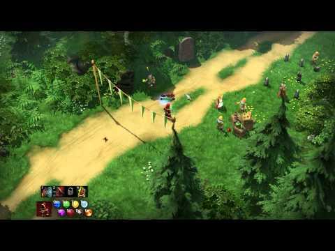 геймплей Magicka 2