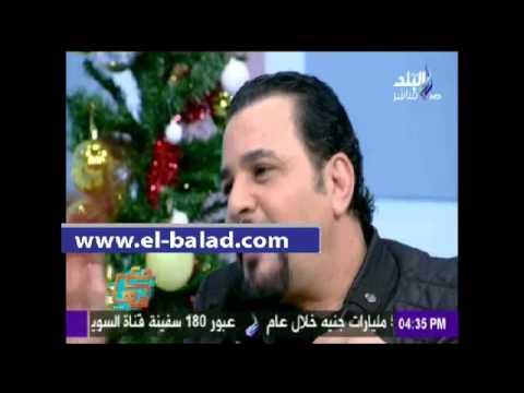 هكذا أدارت مها أحمد لقائها التلفزيوني مع زوجها مجدي كامل