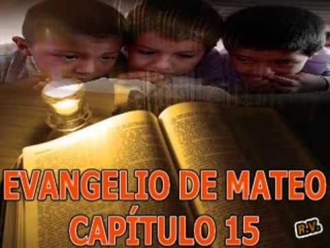 EVANGELIO DE MATEO - LA BIBLIA DRAMATIZADA - REINA VALERA