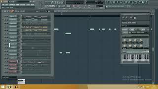 Bojo Galak E Areva FL Studio