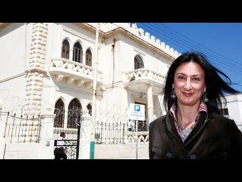 Mord auf Malta: Der Fall Caruana Galizia | Monitor |  ...