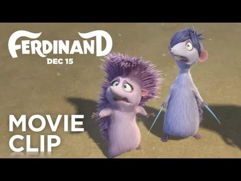 "Ferdinand   ""Filthy Hedgehogs"" Clip   20th Century FOX"