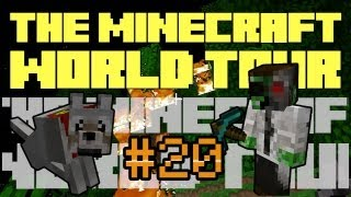 The Minecraft World Tour - #20: Forest Fires