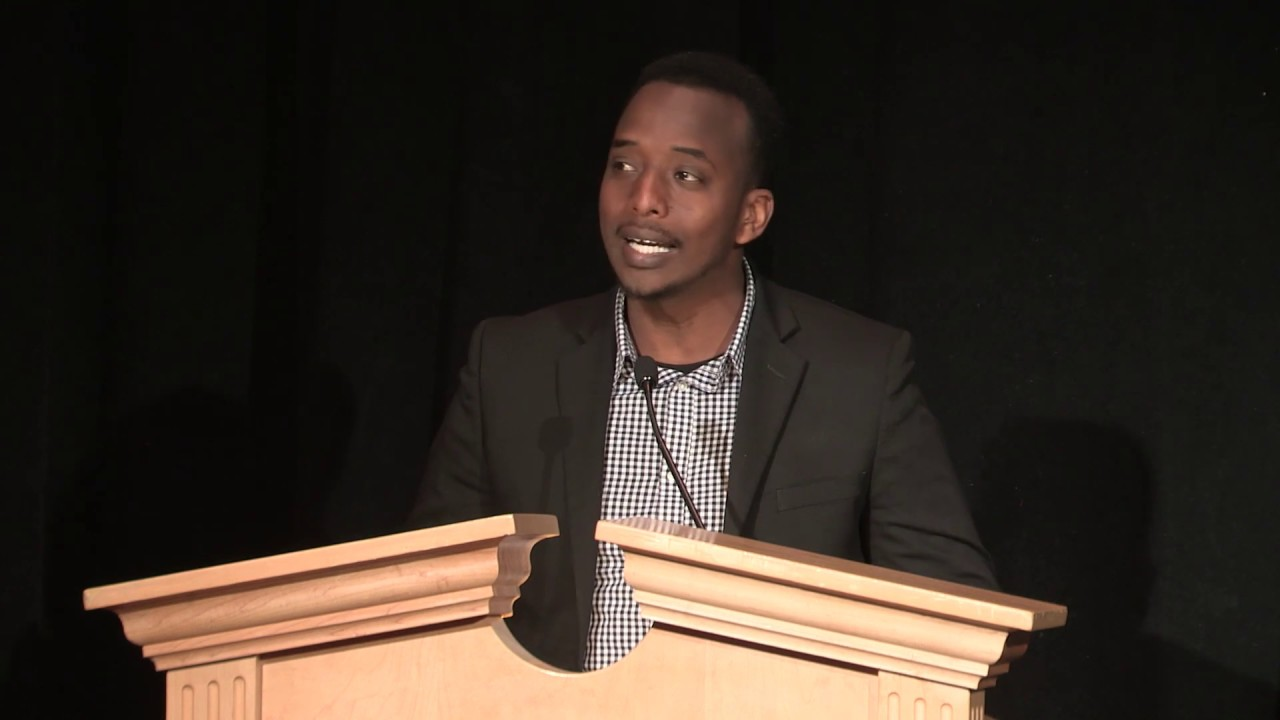 Abdi Nor Iftin (author of Call Me American) at the FYE® Conference 2019