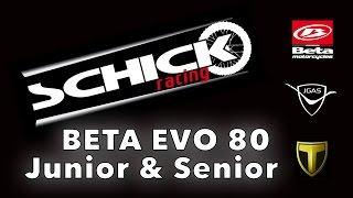 3. BETA EVO 80 Junior & Senior **www.schickracing.at**