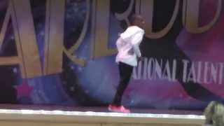 """Jorae Phillips Solo Dance Routine to the song """"Ima Boss"""" by Meek Mil feat Rick Ross which he received an """"HIGH GOLD"""" Award..."""