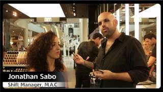סרט תדמית בינלאומי למותג MAC