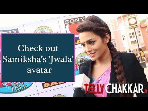 Check out Samiksha's 'Jwala' avatar