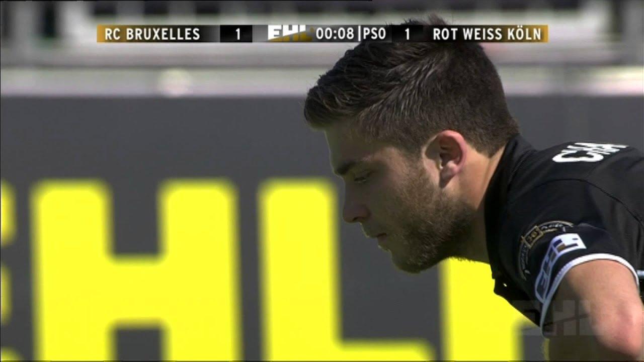 Shoot Out: RC Bruxelles – Rot Weiss Köln