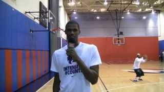 Jordan Henriquez - 2013 NBA Pre Draft Workout & Interview